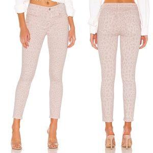 NWT Current/Elliott High Waist Stiletto Jeans